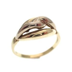 gouden dames ring