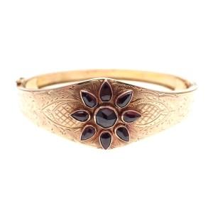 gouden dames armband antiek
