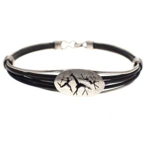 armband olifanten haar