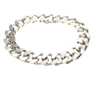 zilveren heren armband zwaar