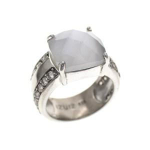 zinzi ring cateye zilver
