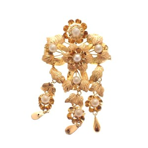 victoriaanse sieraden goud