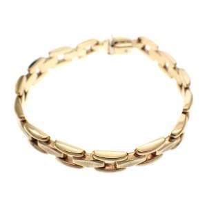 brede gouden armband