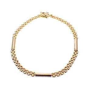 heren armband goud