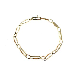 gouden armband modern