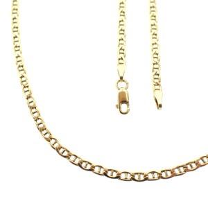 gouden dames ketting