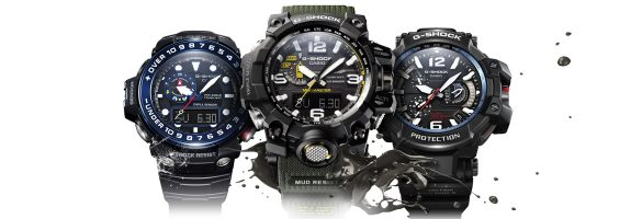 Casios Profi-Serie: Master of G