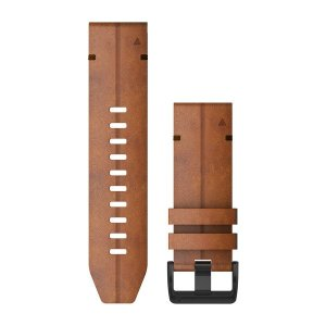 Garmin Fenix 6 26mm LB Quickfit Armband braun 010-12864-05