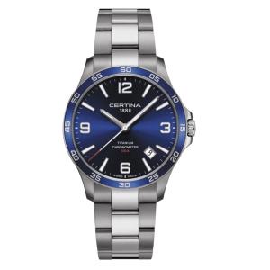 Certina Herrenuhr Titan DS 8 C0338514404700 jetzt online bei juwelier-winkler.com kaufen. Kostenlose Lieferung, schnell und zuverlässig.
