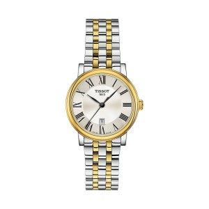 Tissot Carson Damenuhr T1222102203300 online kaufen. Große Auswahl an Tissot Uhren für Damen & Herren online bei juwelier-winkler.com Kostenlose Lieferung.