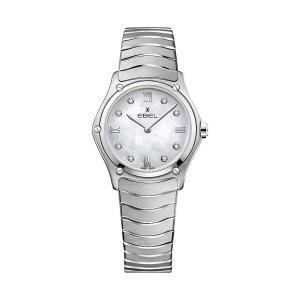Ebel Uhren für Damen und Herren bei Juwelier Winkler kaufen. Ebel Sport Classic Damenuhr 1216417A jetzt online entdecken. Kostenlose Lieferung schnell und unkompliziert
