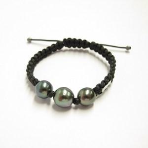 Gellner Armband Tahiti-Perlen schwarz bei Juwelier Winkler kaufen. Perlenschmuck sicher, online kaufen. Kostenlose Lieferung!