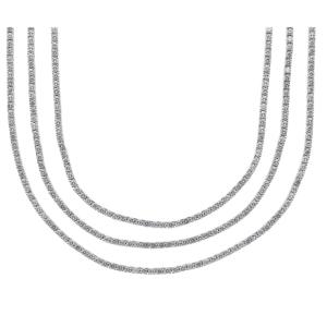 Exklusiver Diamantschmuck bei Juwelier Winkler entdecken. Tolles Brillant Collier bei Juwelier WInkler in Tirol entdecken. Kostenlose Lieferung, schnell und sicher online kaufen.