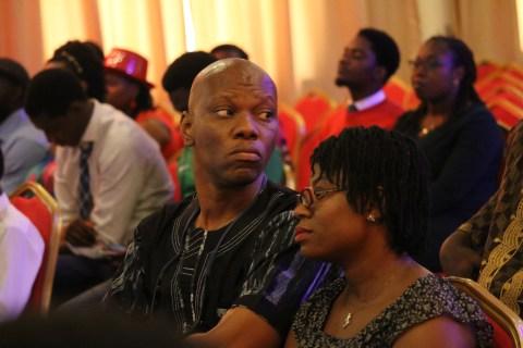 Edward and Stella Obokoh