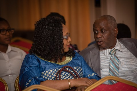 Dr & Dr Mrs Ademola Adeyinka
