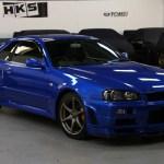 2002 Nissan Skyline R34 Gt R V Spec Ii Nur Bayside Blue Jv Imports Cars Parts Tuning Kfz Import Shop Steyr