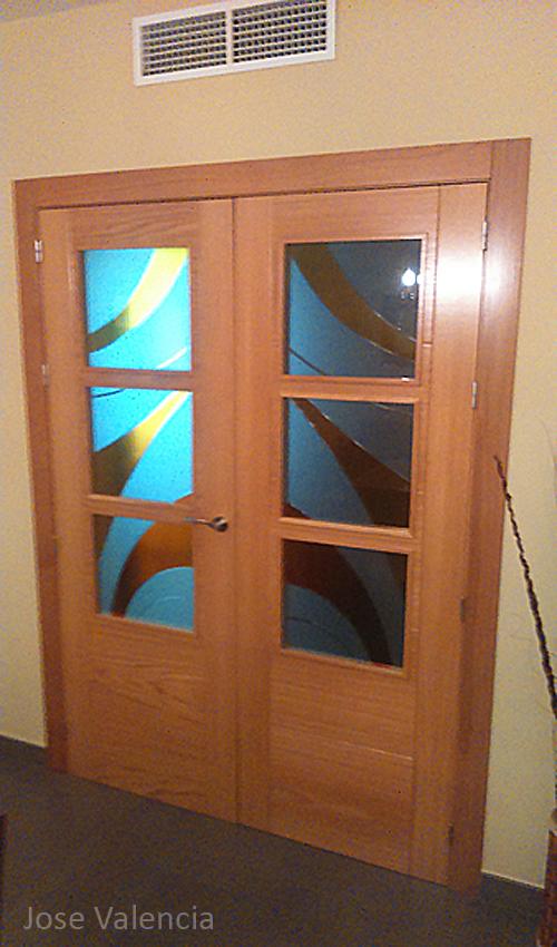 Puertas de madera – Jose Valencia carpinteros