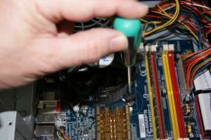 Desmontar disipador antiguo del procesador 01