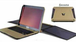 Sol, el portátil solar, utiliza Ubuntu