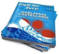 Revista Espirto Livre 01 en castellano