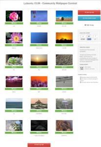 Candidatos wallpaper Lubuntu 15.04