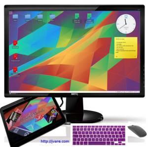 Integración de Plasma 5 para cuando una tablet con KDE Plasma