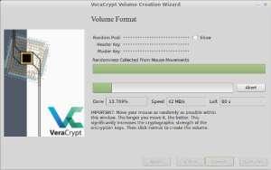 Format Veracrypt
