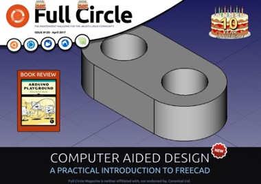 La Revista Full Circle cumple 10 años