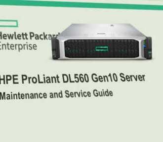 Proliant DL560, manuales y vídeos