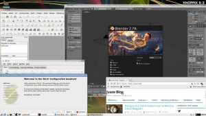knoppix 8.2 Software 3d