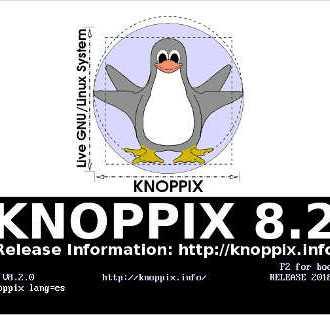 Un vistazo a Knoppix 8.2