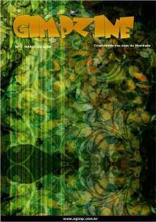 Capa Revista Gimpzine 7