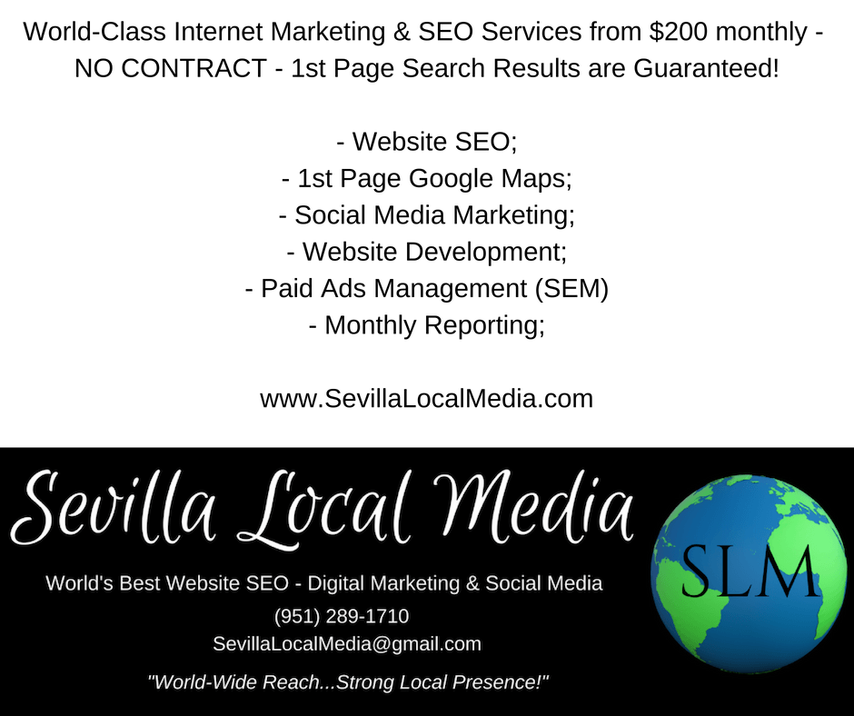 seo company in riverside