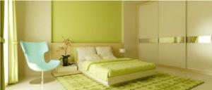 Nuestros colores de pintura verde más vibrantes