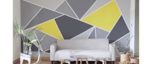 Texturas en las paredes de tu hogar