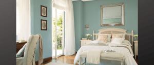 ¿Qué colores de pintura son los mejores en una habitación?