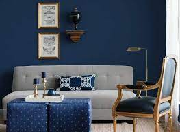 indigo_ pintura para paredes de dormitorio 2