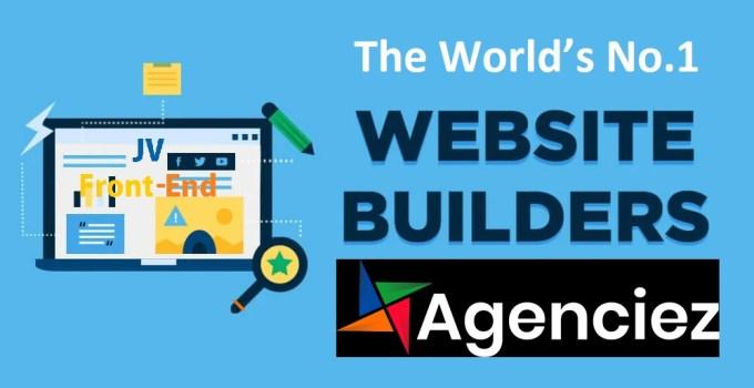 Agenciez Software - Best Website Builder for 2021!