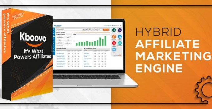 Kboovo Affiliate Marketing Software Review
