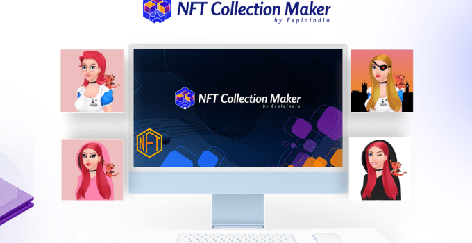 NFT Collection Maker PRO Review By Andrew Darius