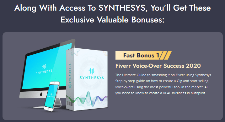 Synthesys Software - The Best Software Turns ANY TEXT Into A REAL HUMAN Voice-Over