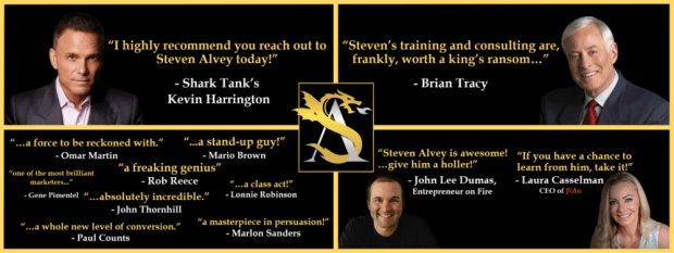 All-New Executive Collection PLR by Steven Alvey - The Most Advanced, Highest Production Value PLR Ever Made!