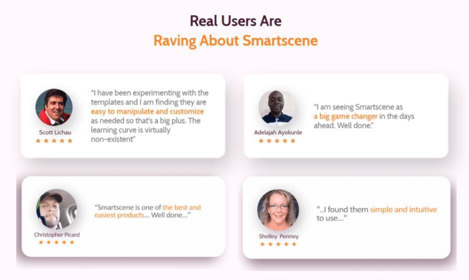 Smartscene Scene Illustrator Software Review & OTO By Todd Gross