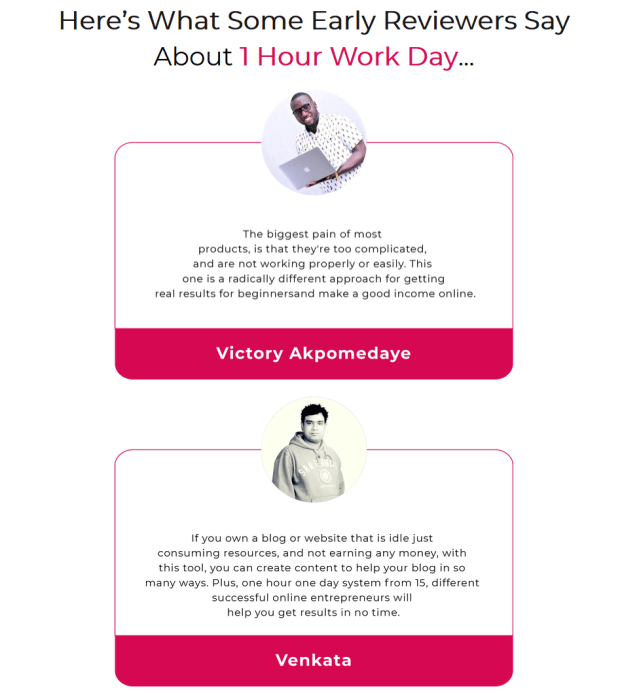 Make $5K A Month Working 1 Hour Per Day By Mosh Bari