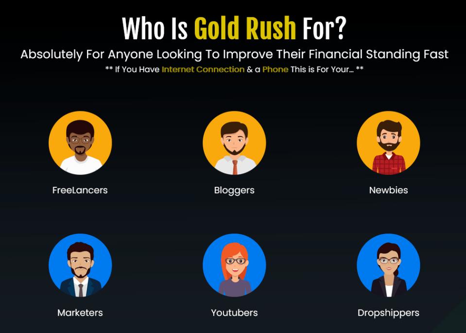 Gold Rush SnapChat Marketing Method Review