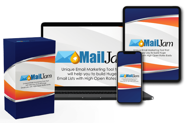 MailJam Software Review & OTO By Uddhab Pramanik