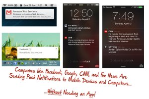 $300,000 Website Notifications System By Luther Landro