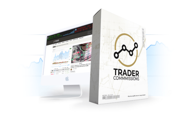 Trader Commissions Site Builder