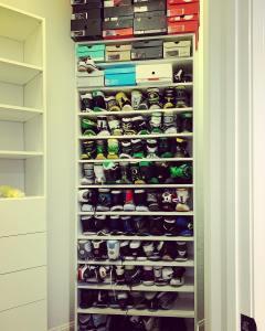 JV Sneaker Closet