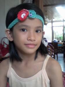first headband